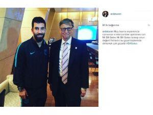 Arda'nın Yeni Kankası Bill Gates