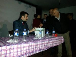 Arguvan'da Mütevelli Heyeti Üye Seçimi Yapıldı