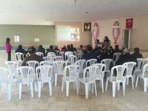"""Dinar Denetimli Serbestlik Müdürlüğü 35 Yükümlüye """"Empati Ve İletişim"""" Semineri Verildi"""