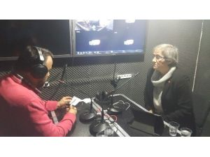 CHP İl Başkanı Taşkent, Radyo 264'de Gündem Özel Programına Katıldı
