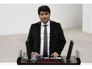 HDP'li Aslan, Meclis'te konuşmasının bir bölümünü Arapça yaptı