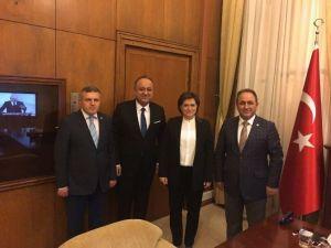 Çevre Ve Şehircilik Bakanından Kastamonu'ya Destek