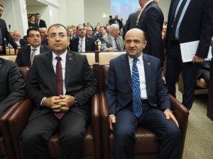 Bakan Fikri Işık, Ebso Meclis Toplantısına Konuk Oldu