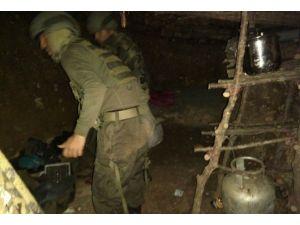 Tunceli'de 2 bin 500 biksi mühimmatı ele geçirildi