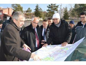 Başkan Güler, Çalışmaları Yerinde İnceledi