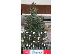 """""""Dilek Ağacı"""", Çocukları Yeni Yıl Öncesi Mutlu Edecek"""