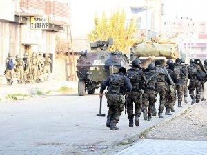 Silopi ve Cizre'deki operasyonda 23 terörist etkisiz hale getirildi