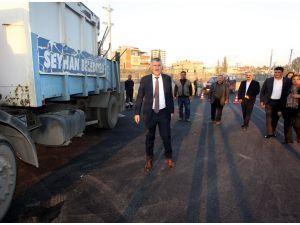 Seyhan Belediyesi'nden D–400 trafiğini rahatlatacak hamle