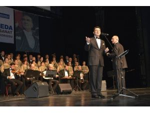 Büyükşehir'den Muhteşem Nev-eda Konseri