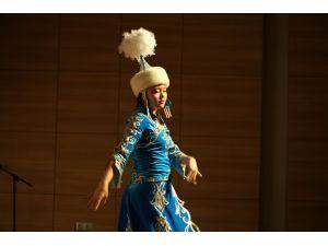 Melikşah'ta Kazakistan rüzgarı esti