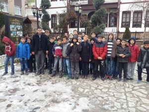 Sorgunlu Öğrenciler Yozgat Müzesini Gezdi