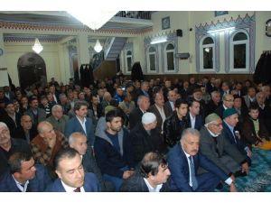 Mehmet Erdemoğlu Vefatının 9. Yılında Besni İlçesinde Anıldı