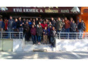 Güzide Hanım Koleji öğrencileri Malatya'yı gezdi