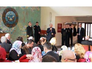 Vali Azizoğlu, Şehit Ve Gazi Aileleri İle Bir Araya Geldi