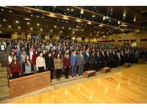 """Şehitkamil'de """"İslam Dini Barış Dinidir"""" Konulu Konferans Düzenledi"""