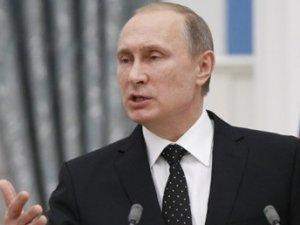 Rusya lideri Ptin'den 'Türkiye' açıklaması