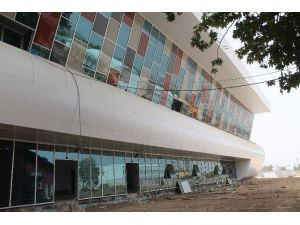 Malatya'nın Yeni Spor Salonu Tamamlandı