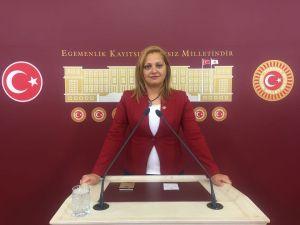 CHP'li Köksal, çocuk gelinler için Meclis'e araştırma önergesi verdi