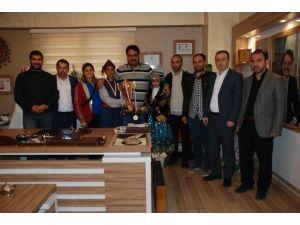Kaymaz'a Kupalı Ziyaret
