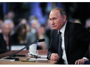 Putin'den teröristler Türk pasaportu kullanıyor iddiası