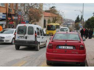 Tekirdağ'da Ekim Ayında 946 Aracın Trafiğe Kaydı Yapıldı