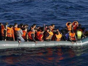 Kurtarılan göçmen sayısı 70 kat arttı