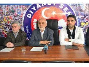 Kayseri Gönüllü Kültür Kuruluşları Adına Konuşan Ahmet Taş: