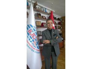 """Iuc Başkanı Azizoğlu: """"Küresel Değişim Ve Dönüşümde Hedef İslam Coğrafyasıdır"""""""