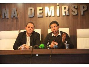 Özköylü Adana Demirspor'a Geri Döndü