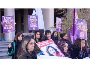 Kaçmaz cinayeti zanlısına 'aşırı sevgi' indirimi protesto edildi