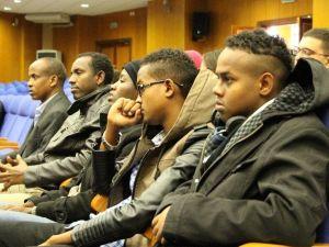OMÜ'de Uluslararası Öğrencilerin Sorunları Görüşüldü