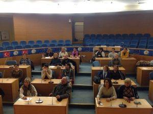 Kent Konseyi Kadın Meclisi Toplandı