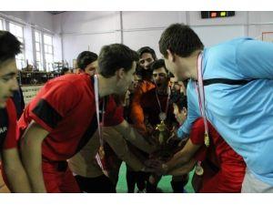 Futsalda Şampiyonlar Belli Oldu