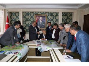 Vadiyaman Projesi Değerlendirme Toplantısı Yapıldı