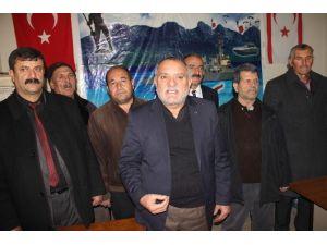 Kıbrıs Gazilerinden CHP'li Erdem'e Kınama