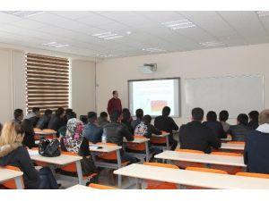Meslek Lisesi Öğrencileri BEÜ'yü Gezdi