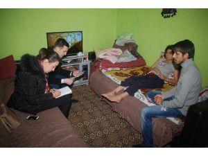 AK Parti İl Sosyal İşler Başkanının Ev Ziyaretinde Karşılaştığı Acı Tablo