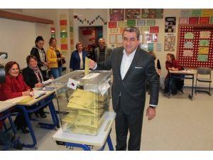 CHP İl Başkanı Serter'den Toplantı Mesajı