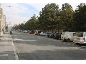 Kocasinan Belediyesi, Akşemsettin Caddesi'ni Yeniledi