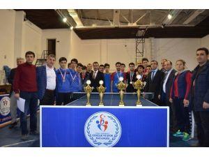 Gençler Masa Tenisi Şampiyonları Belli Oldu
