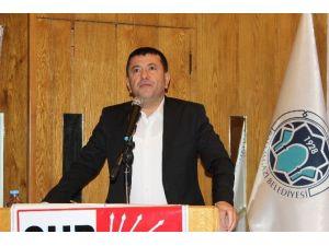 CHP Genel Başkan Yardımcısı Veli Ağbaba: