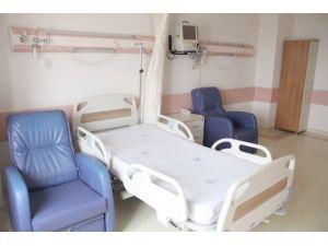 Afyonkarahisar Devlet Hastanesine Palyatif Bakım Merkezi Açıldı