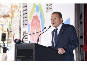 Büyükşehir'in 'Büyük Aile Projesi' İlk Defa Halkla Buluştu