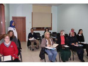 Samek İngilizce Kurslarında Eğitimler Tüm Hızıyla Devam Ediyor
