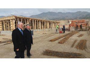 Osmancık'ta Belediye Hizmet Kampüsü İçin Kurban