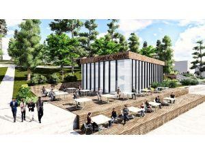 Çamlık Projesi Yeni Erbaa Profilinin Ana Yapısı Olacak