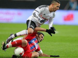 Beşiktaş: 3 - Kardemir Karabükspor: 0