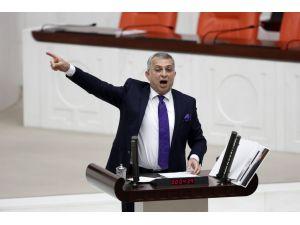 AK Partili Külünk'ün Meclis'teki Öcalan'lı konuşması tepki çekti