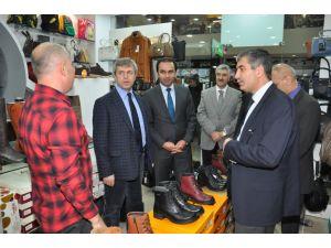 Vali Çınar'dan Tatvan ziyareti