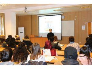 Nehü'de Erasmus Plus Staj Hareketliliği Bilgilendirme Toplantısı Düzenlendi